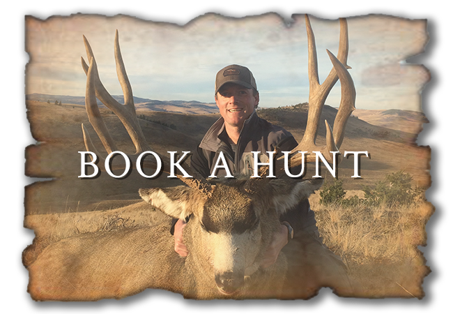 Boook a Hunt with Mackin Outfitting Ltd